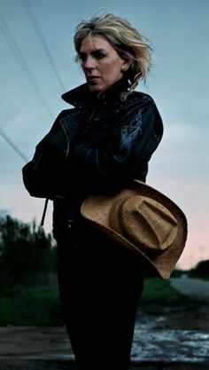 Lucinda Williams - - For more country inspirations, visit www.broncobills.co.uk