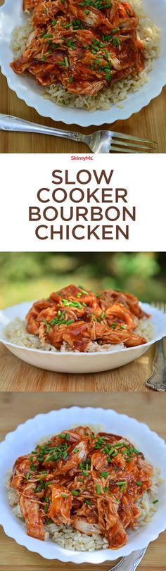 Once you taste this homemade, nutrient-packed Slow Cooker Bourbon Chicken, you won�t order takeout again!
