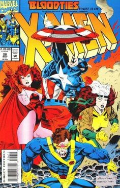 Image result for x men 26 1993