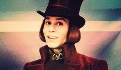 by Obey-Smiley on DeviantArt Johnny Depp Characters, Johnny Depp Movies, Johnny Depp Willy Wonka, John Deep, Charlie Chocolate Factory, Tim Burton Films, Edward Scissorhands, Roald Dahl, Alice In Wonderland