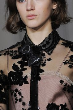 Alexis Mabille Fall 2014 RTW