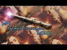 DIY The Mortal Instruments STELE