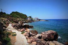 Samos, close to Karlovasi