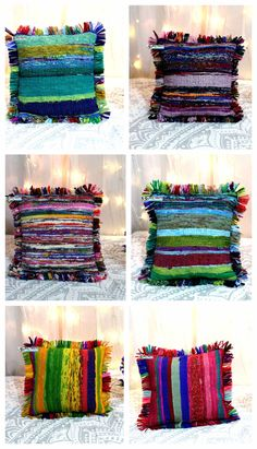 Cushion Cover Beautiful and looks perfect on bed, Sofa, couch and bed Room. Personalized Pillows, Custom Pillows, Decorative Throw Pillows, Blue Pillows, Kilim Pillows, Cushions, Bo Ho, Tooth Fairy Pillow, Bed Sofa