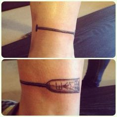 1000 images about tattoo ideas on pinterest paddles for Canoe paddle tattoo