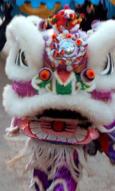The dragons in Chinese New Year can be anywhere between 25 to 70 meters long!