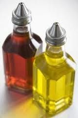 Best Dupe for Subway Oil and Vinegar Recipe.    INGREDIENTS:  1/2 cup vegetable oil   1/2 cup apple cider/red wine vinegar  1/2 teaspoon oregano  1/2 teaspoon basil  1/2 red pepper flakes  1/4 teaspoon dried onion flakes (rehydrated if using within 2 hours)  1/4 teaspoon parsley  1/8 teaspoon garlic powder    DIRECTIONS:  salt and pepper to taste, stir well or put in jar and shake. Refrigerate. Overnight is  best, but 2 hrs. is still fantastic. It will go bad after a week or two.