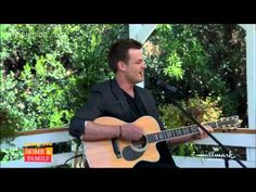American Idol Clark Beckham - I've Got News For You - Home and Family
