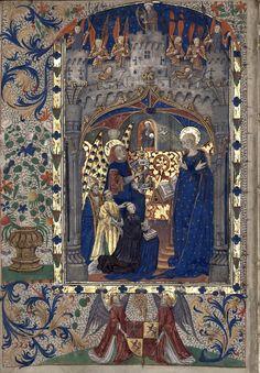 """speciesbarocus: """"Pontifical de Périgueux (c. 1399). [x] """""""