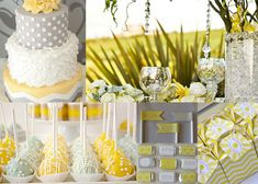 Blossoming Sunshine Baby Shower