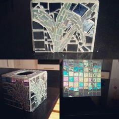 #mosaicorchidbox done by m&m mosaics