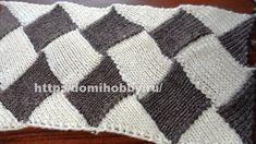 Техника вязания энтерлак спицами Knitting Patterns, Blanket, Crochet, Knitting And Crocheting, Knitting Needles, Dots, Tejidos, Tricot, Handarbeit