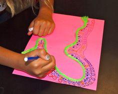 Grade 3 Yarn Lines