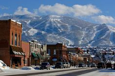 Steamboat Springs, CO.  One of the most beautiful places in my travels.  I hope to one day go back and stay longer