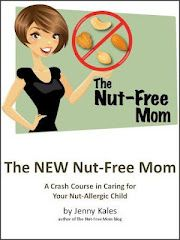 New E-Book! The Nut-Free Mom by Jenny Kales is North America's leading nut allergy parenting site for families living with peanut and tree nut allergies.
