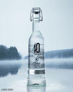 Beautiful Bottle Designs & Packaging