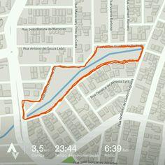 Faltam apenas 14 dias para minha primeira corrida!!! GO! GO! GO! #GoRunner #running 07/04/17