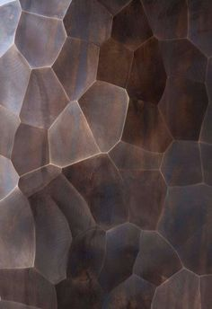 Texture leManoosh collates trends and top notch inspiration for Industrial Designers, Graphic Designers, Architects and all creatives who love Design. Texture Metal, 3d Texture, Texture Design, Brown Texture, Concrete Texture, Tiles Texture, Natural Texture, Fabric Textures, Textures Patterns