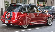 Pimped out PT Cruiser | Candice Montgomery | Flickr