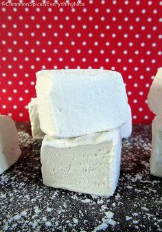 Homemade Marshmallow
