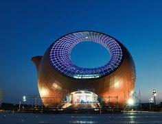 Architecture | Wuxi Wanda Cultural City Center Honors Yixing Teapot