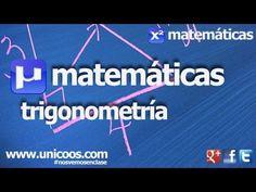Representacion de una funcion trigonometrica SECUNDARIA (4ºESO) coseno - YouTube