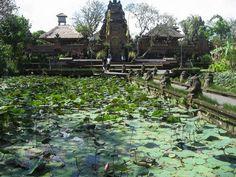 Ubud, Bali - Water Palace