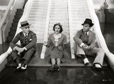 Fred Astaire, Gracie Allen, George Burns