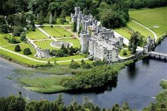 Ireland ... I would visit as many castles as I could (until it got boring!)