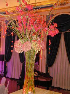 Florista para evento