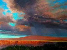 Брент Линч (Brent Lynch): пленэрная живопись | Art and Soul Project