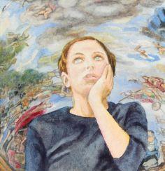 Kneffel, Karin (1957 Marl). Ohne Titel