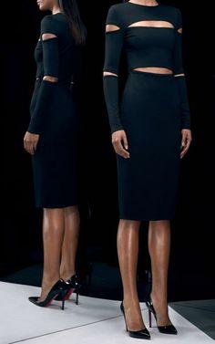 Cushnie et Ochs Pre-Fall 2014 Trunkshow Look 4 on Moda Operandi