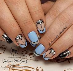 Мастер ▪️ @irina_nails_schuchinsk ・・・ #наращиваниеногтей #красивыйдизайн #nailart #маникюр2017 #ручнаяроспись #naildesign #beautynail#nail_art_club #идеидляманикюра #дизайнногтей#росписьгельлаками#nails_journal#nails_page#lovenails#nailclub#идеяманикюра#nailpolish#ногти2017#nails#многостраз#nailart#nails #ranails #ralac #rapaint #eurofashion #nailartistef
