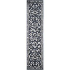 Shop for Safavieh Carolina Dark Blue Runner (2' x 10'). Get free shipping at Overstock.com - Your Online Home Decor Outlet Store! Get 5% in rewards with Club O!
