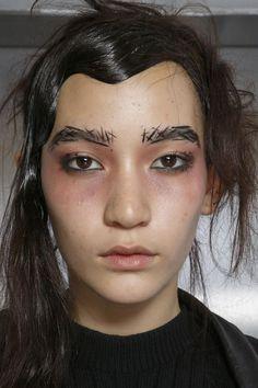 Yohji Yamamoto Beauty S/S '15