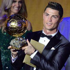 Cristiano Ronaldo - Balón de Oro 2013 FIFA