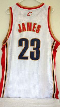 Adidas Men Lebron James #6 Miami Heat Alt Red 2nd Road Swingman