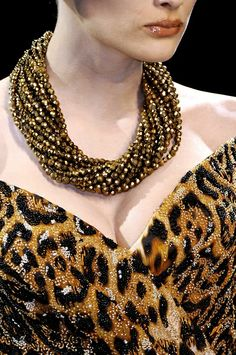Leopard print by Dior #leopard #maculato #leopardprint #fashion - Carefully selected by GORGONIA www.gorgonia.it