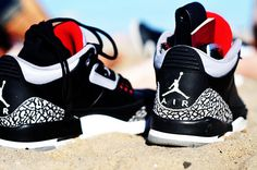 Jordan en la playa