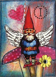 Oh gnome art!