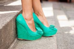 Wedges - Girly