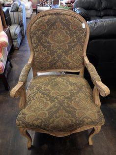 French Arm Chair atnewleafgalleries.com
