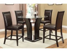 Dining Set D2293, Table+4 ChairsDining room sets