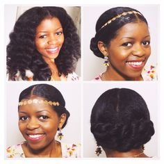 Elegant Twisted Bun by @MissT1806 - http://community.blackhairinformation.com/hairstyle-gallery/natural-hairstyles/elegant-twisted-bun-misst1806/