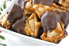 Peanut Butter Pretzel Treats