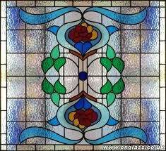 Image result for stained glass door insert patterns