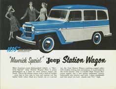 1958 Jeep ad