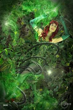 All sizes | Masha-PoisonIvy-TangeledPoison-FFD-HDR-Final | Flickr - Photo Sharing!