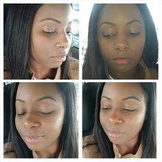 Stila stay all day foundation in Deep #stila